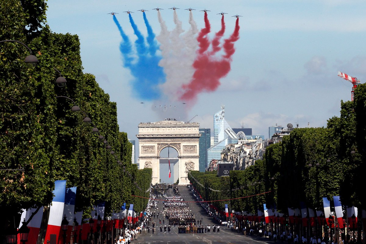 Image result for bastille day in france