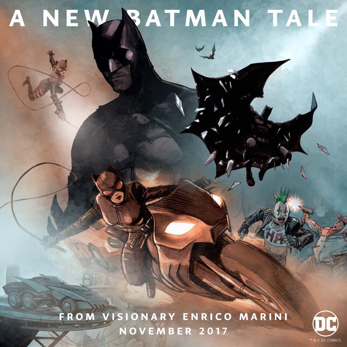 Bat-books Talk - Page 15 - BatmanWonderWoman com