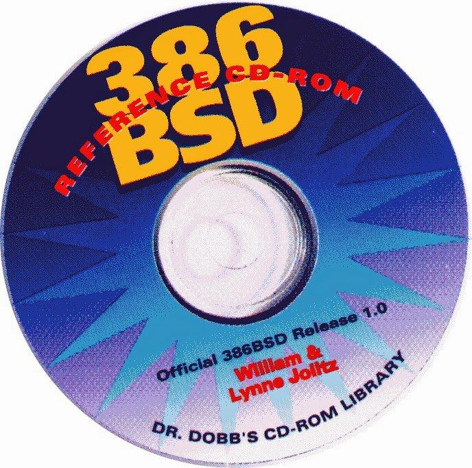 386BSD
