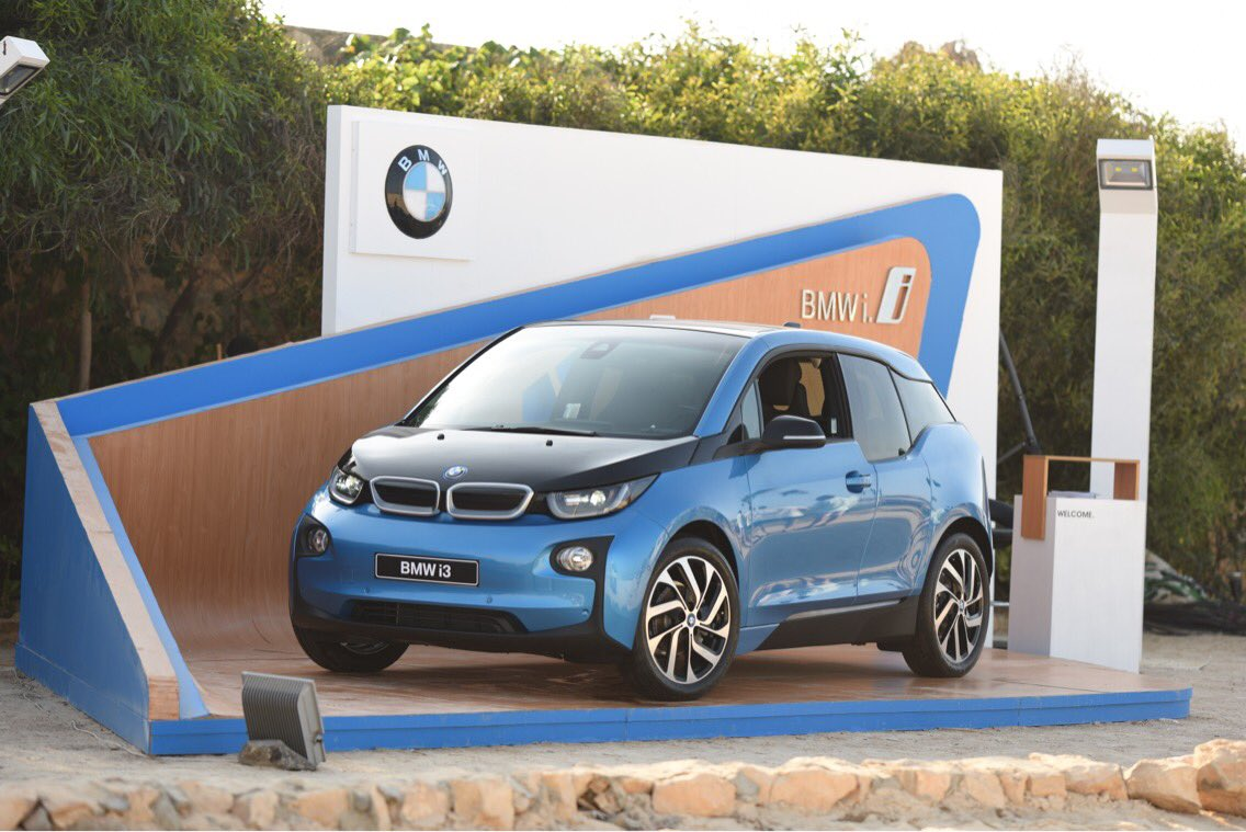 Bmw Egypt On Twitter Check Out The All New I3 The First Electric