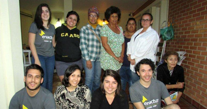 Jornal da USP: Projeto capacita mulheres para atuar na construção civil https://t.co/TIJPJx6YnU