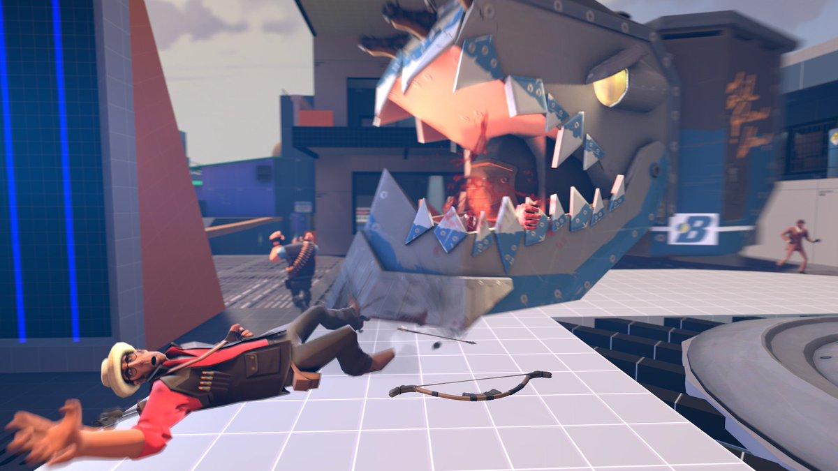 Crash matchmaking de TF2
