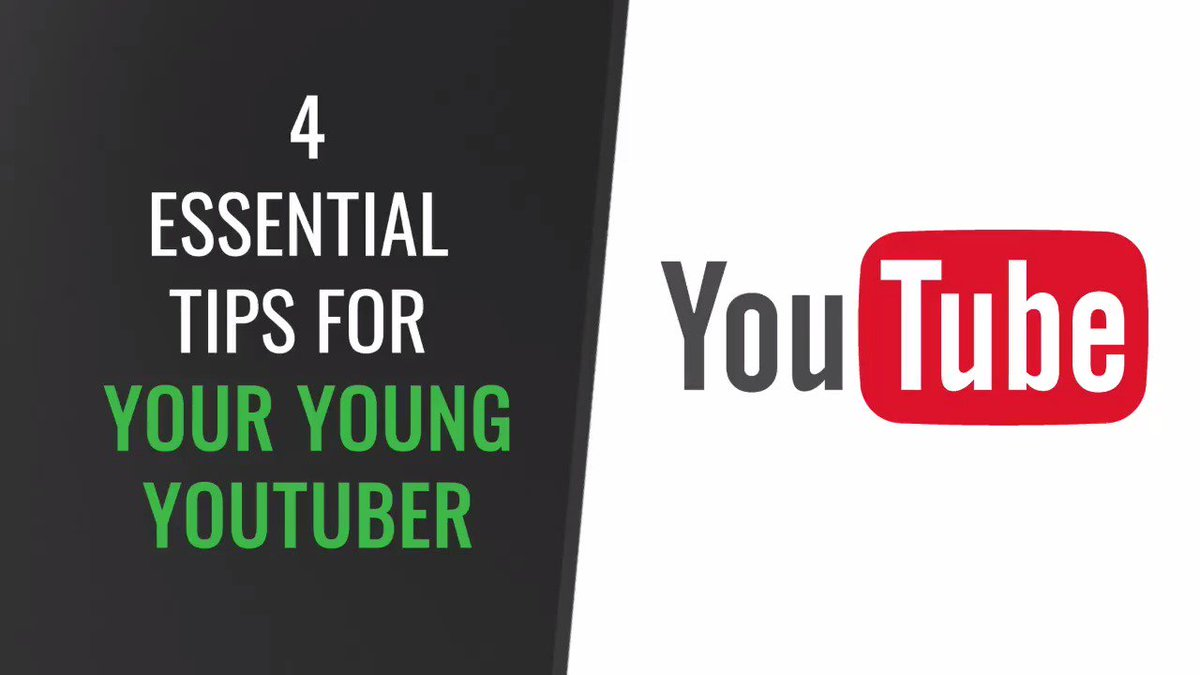 4 tips to keep your young #YouTuber safe...