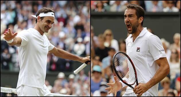 Wimbledon: Marin Cilic vs Roger Federer è la finale | Tennis Londra