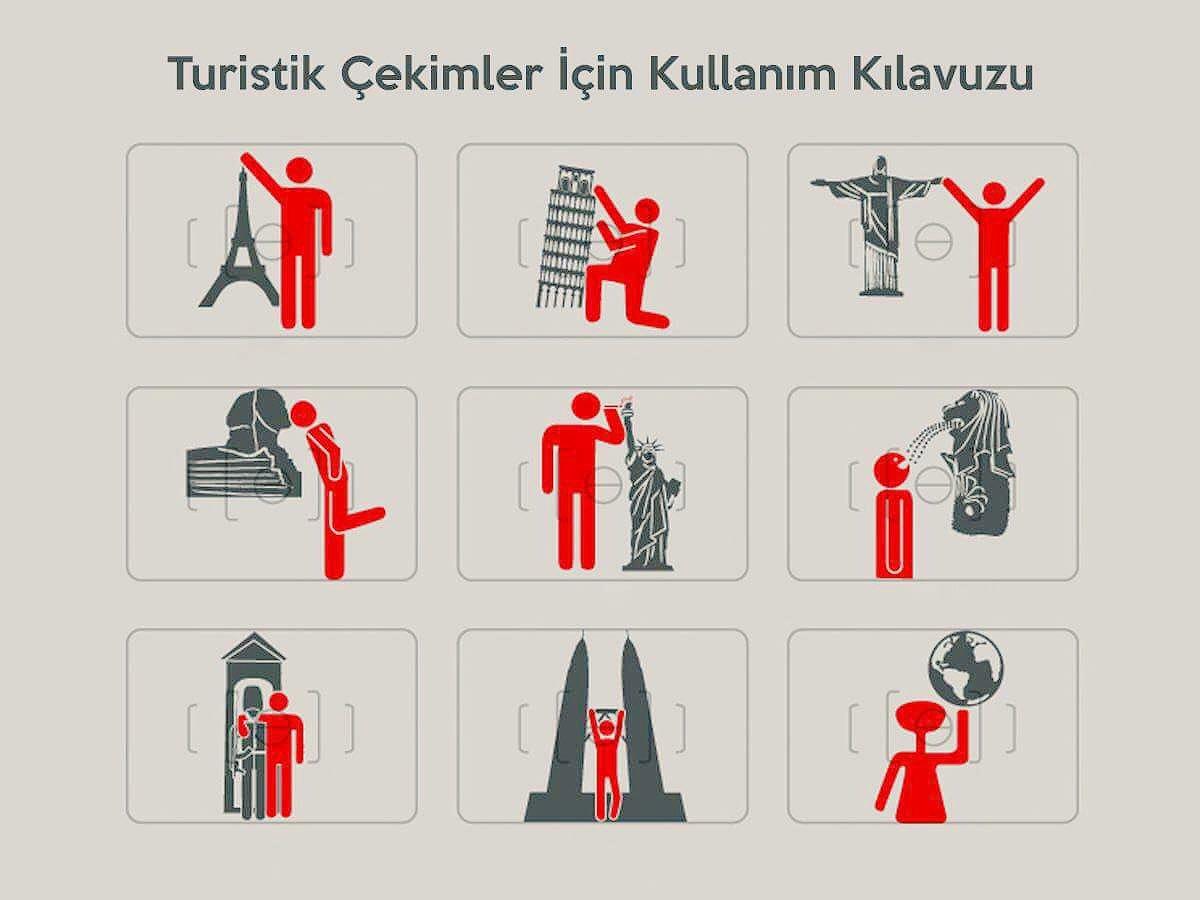 Смешные картинки туризм, иди