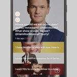 Love it. I am my own app. Check out The IAm Neil Patrick Harris App for iPhone- https://t.co/HeebyGbMHY and Android- https://t.co/h7LdEVW6FR