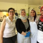 Yasmin Catering employs Syrian women who came as refugees a year and a half ago. No website yet. But you can reach them at 613-897-0782.