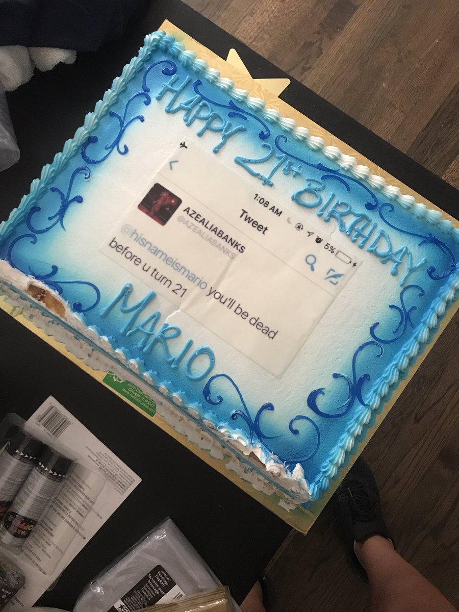 Miss Pickles On Twitter Ahhhhhh My Birthday Cake I Fucking Love It