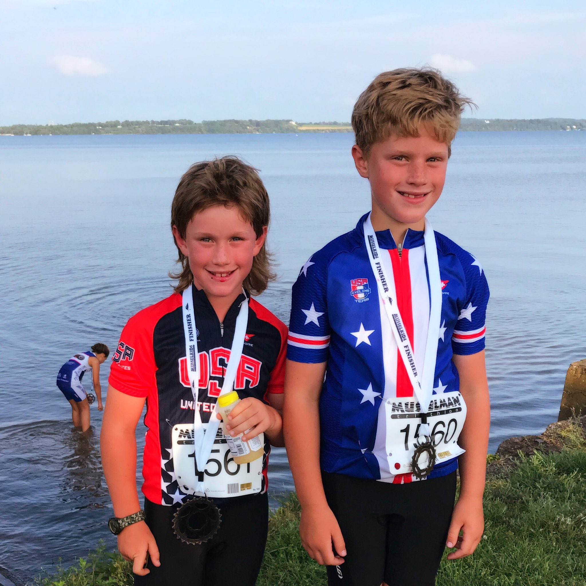 Thanks @musselmantri for a great kids event! #Musselman2017 https://t.co/CaCmEbEC3X