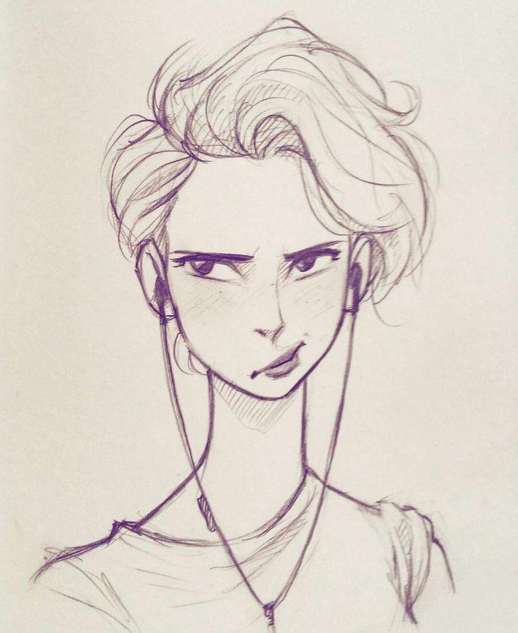 how to draw like christina lorre