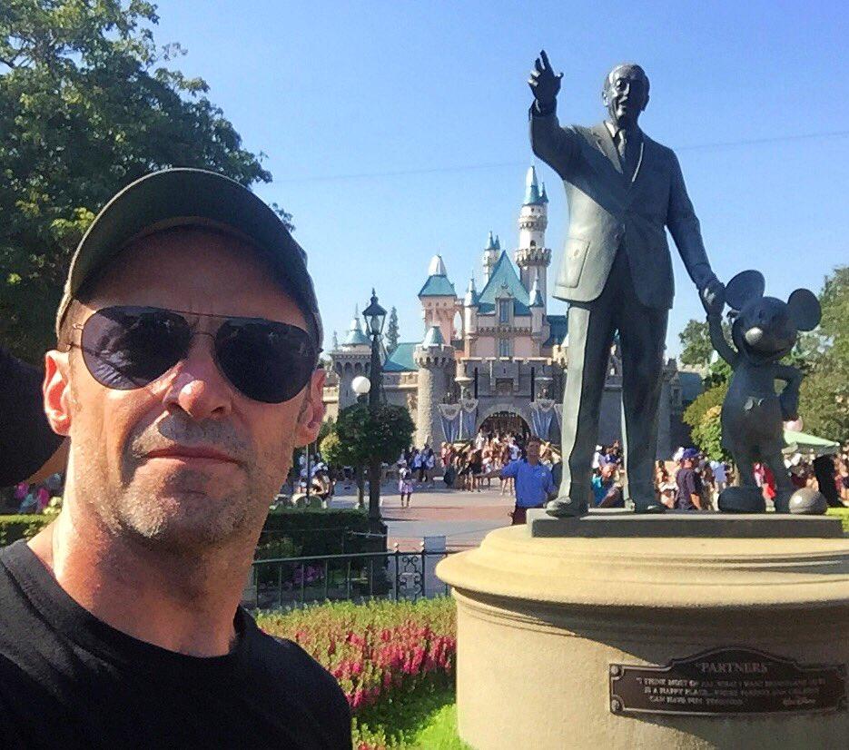 PARTNERS. @Disneyland https://t.co/dEuFwxfoqd