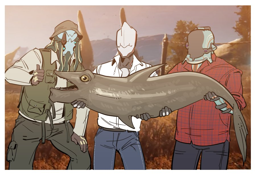 Fishing 101 active updating general discussion for How to fish in warframe