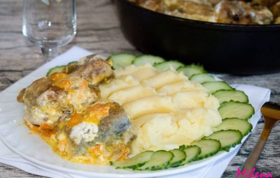 Рецепты блюд из кабачков в духовке