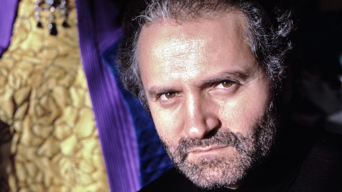 Image result for fashion designer gianni versace is slain