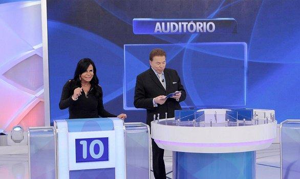 Gretchen agradece Silvio Santos pelo sucesso internacional com Katy Perry https://t.co/KnkyiKml1H  https://t.co/36RZYTh1OY