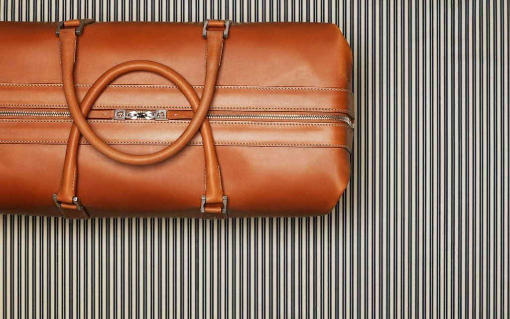 11 leather overnight bags that will last you forever  http   tandl.me 2ukizGx pic.twitter.com A5vd7plHiw 9c8024c4f3