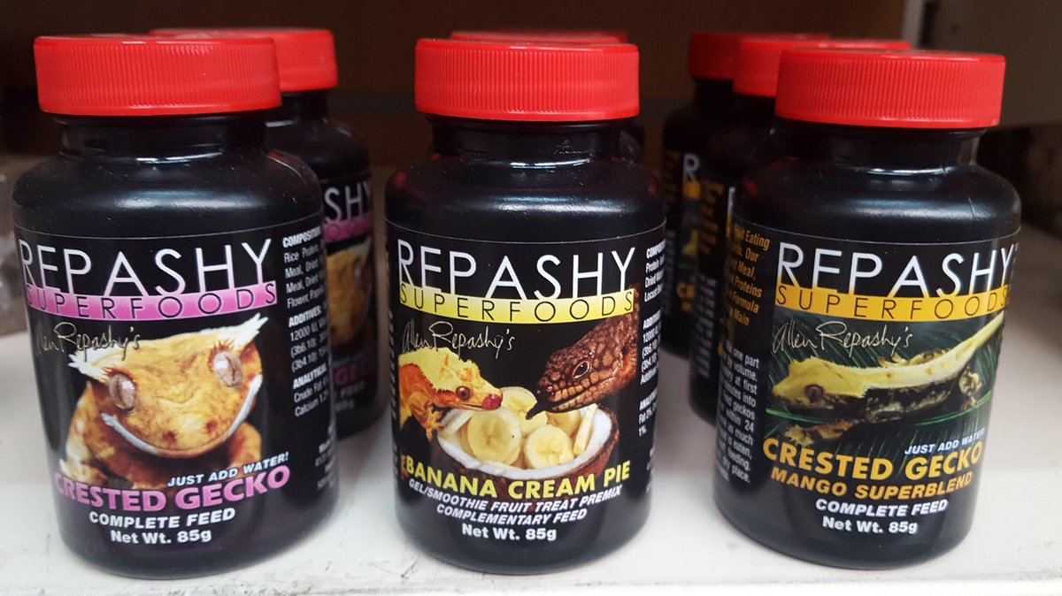 Treat the reptiles in your life with one of these Repashy superfood tubs! #reptiles #feedingtime<br>http://pic.twitter.com/stC79hjaqn