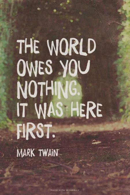 #Motivation #Citations We owe the world. #Contribute<br>http://pic.twitter.com/J3E8GXRwhT