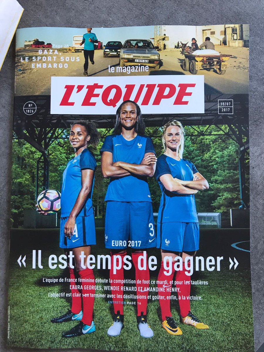 Wendy renard interview - Patrick Esteves Souid Samy Fff And Equipe De France