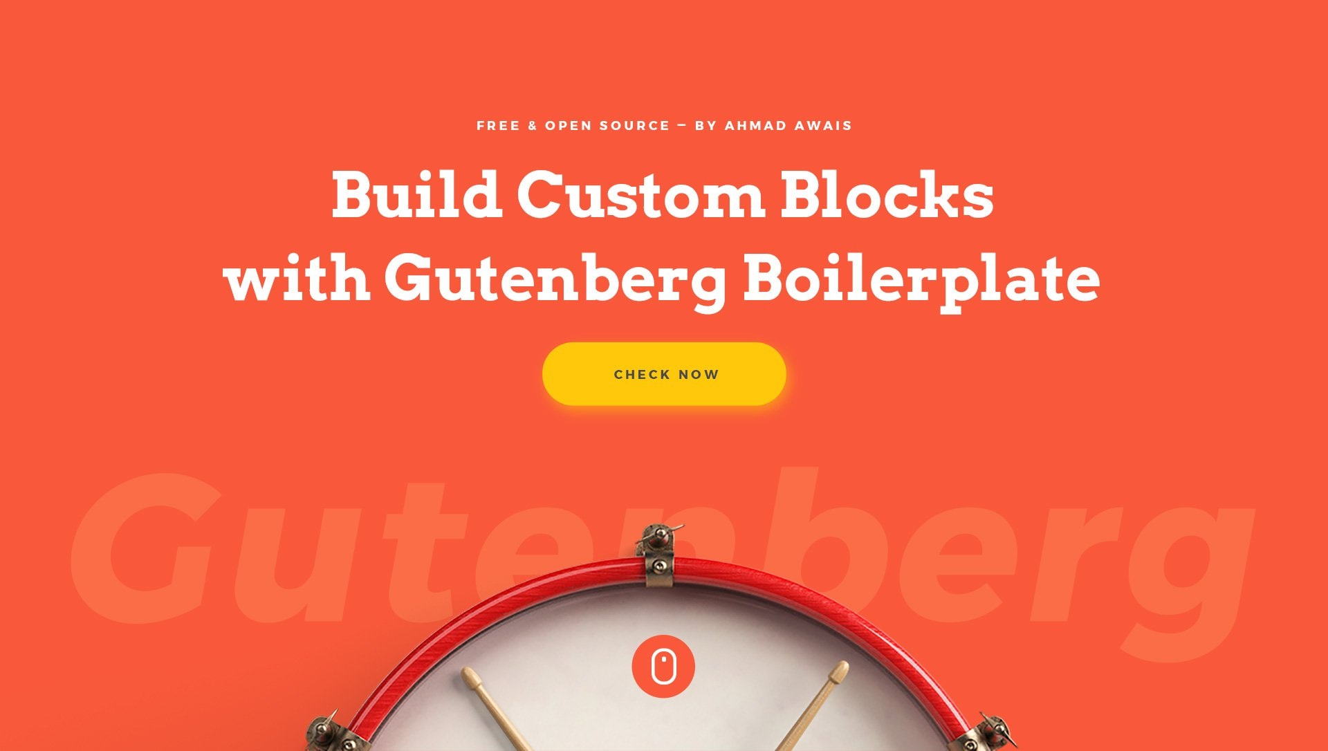🎖Introducing Gutenberg Boilerplate! 📃 READ about #Gutenberg Editor, the dependency hell, license paradox, & stuff.  https://t.co/N4K7nIBnw7 https://t.co/8uqIJP7IZY