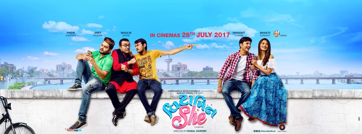 Reincarnation of melody: Music review of  Gujarati film Vitamin She