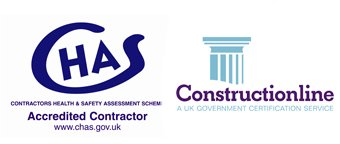 L &amp; K Warcup achieve #CHAS and #Constructionline accreditation<br>http://pic.twitter.com/fhC342ehTm