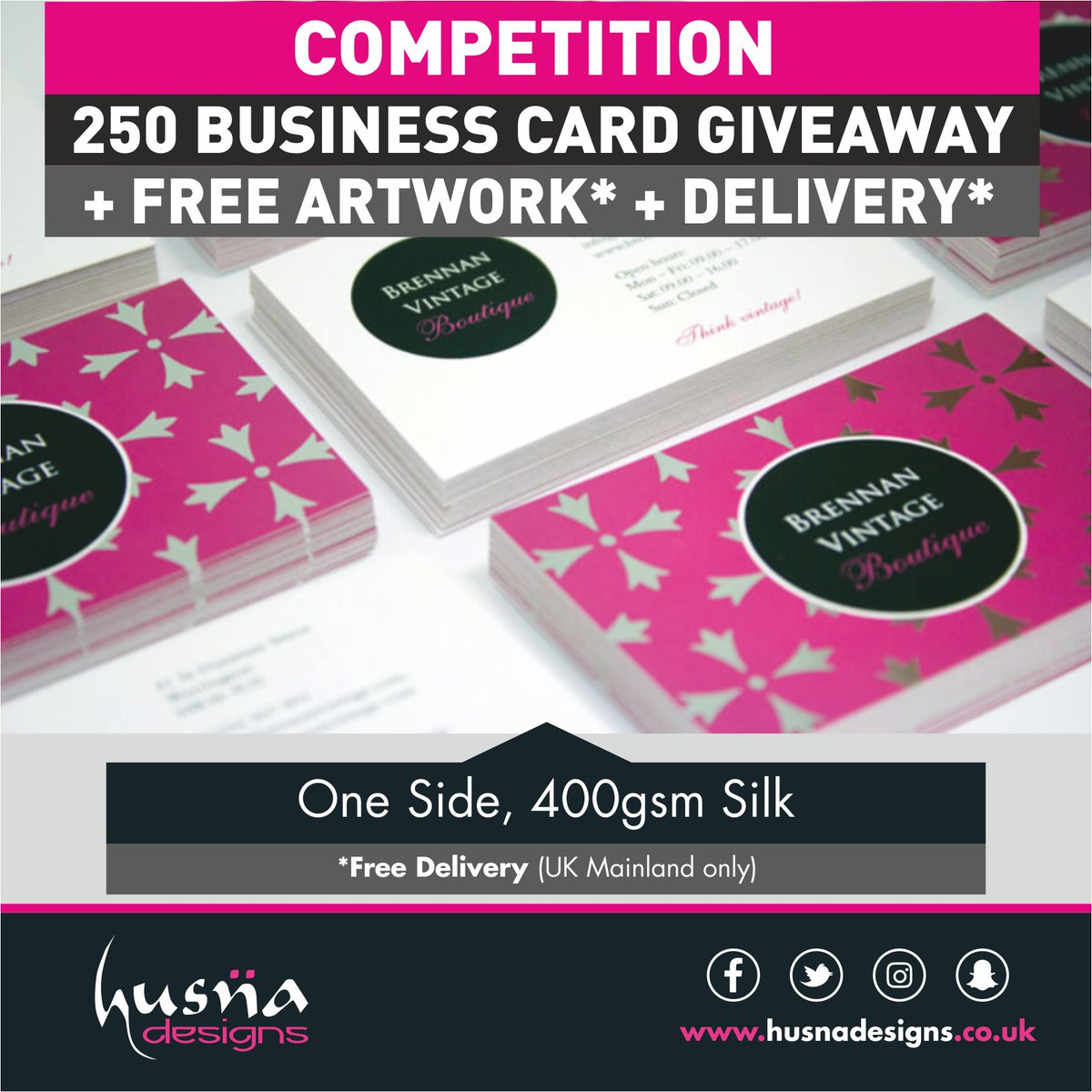 250 free business card giveaway free artwork free delivery competition freeprints edinburgh httpstco4gzkk2cxcw httpstcoe4sj4fo9n6 - 250 Free Business Cards Free Shipping