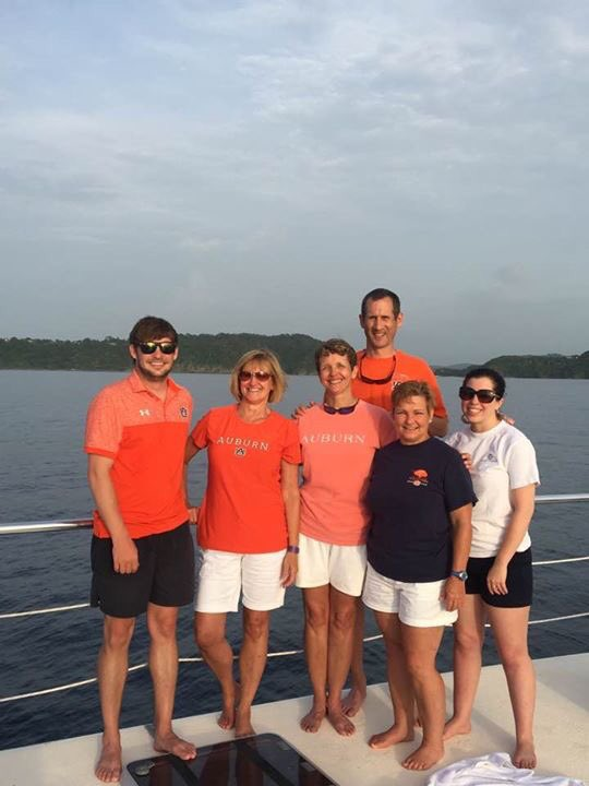 Gay Massey On Twitter Sunset Cruise A Group Of Auburn Tigers Sailing On The Gulf Of Papaguyo In Costa Rica Autigers Not that anyone who was an au journalism major in 1953 would care. twitter