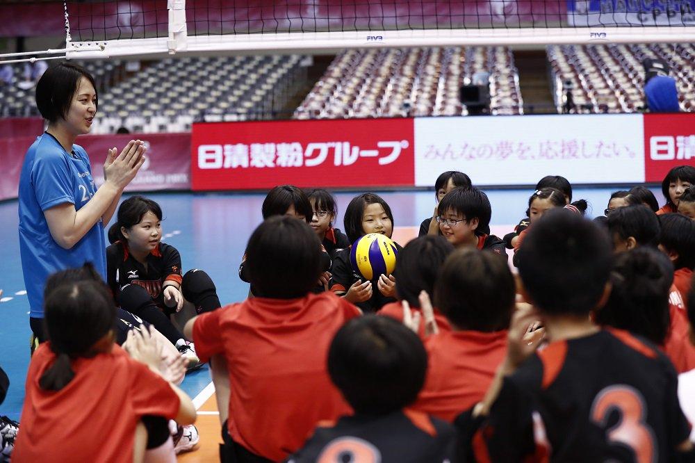 公益財団法人日本バレーボール協会Verified account