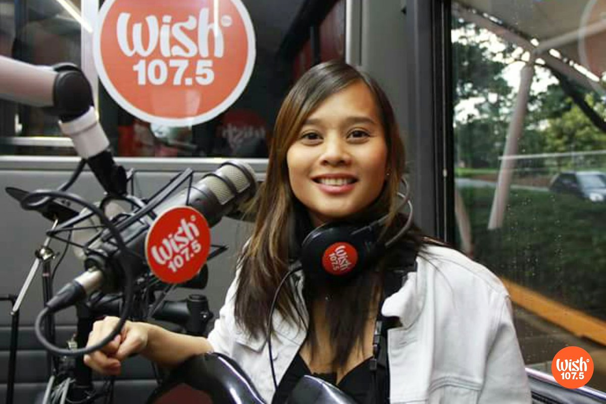 Wish Fm 107 5 On Twitter For Her Roadshow Setlist Kitchie Nadal Performs Wag Na Wag Same Ground Bulong And Her Latest Single Wandering Stars Https T Co Zya4nks54s