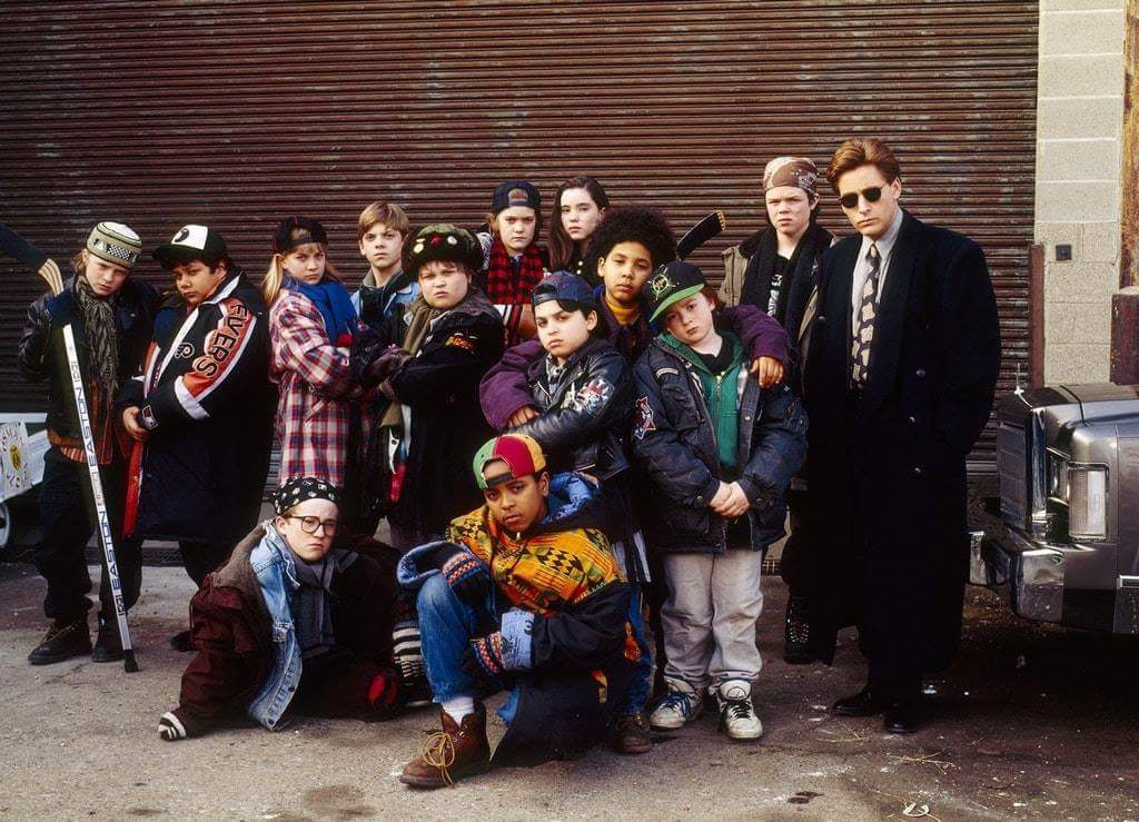 This film was my childhood. #mightyducks #thechampions pic.twitter.com/UMYSDHdufG