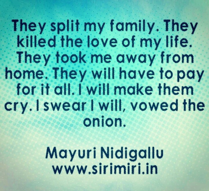 #Tiniature #MWrites #Sirimiri #TinyTales #PennyFiction @gayatri_gadre https://t.co/uQvY5LWtbw