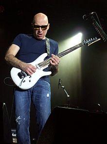 Happy Birthday Joe Satriani!