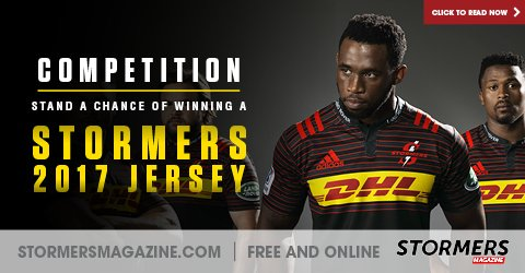 THESTORMERS