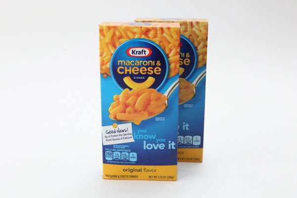 Chemicals in mac and cheese powder might pose health threat, study says