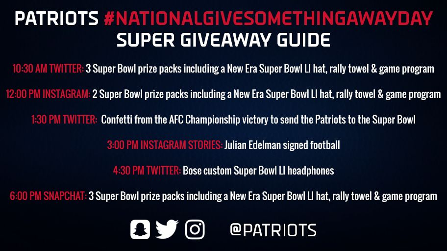 d352329d8a5 New England Patriots on Twitter