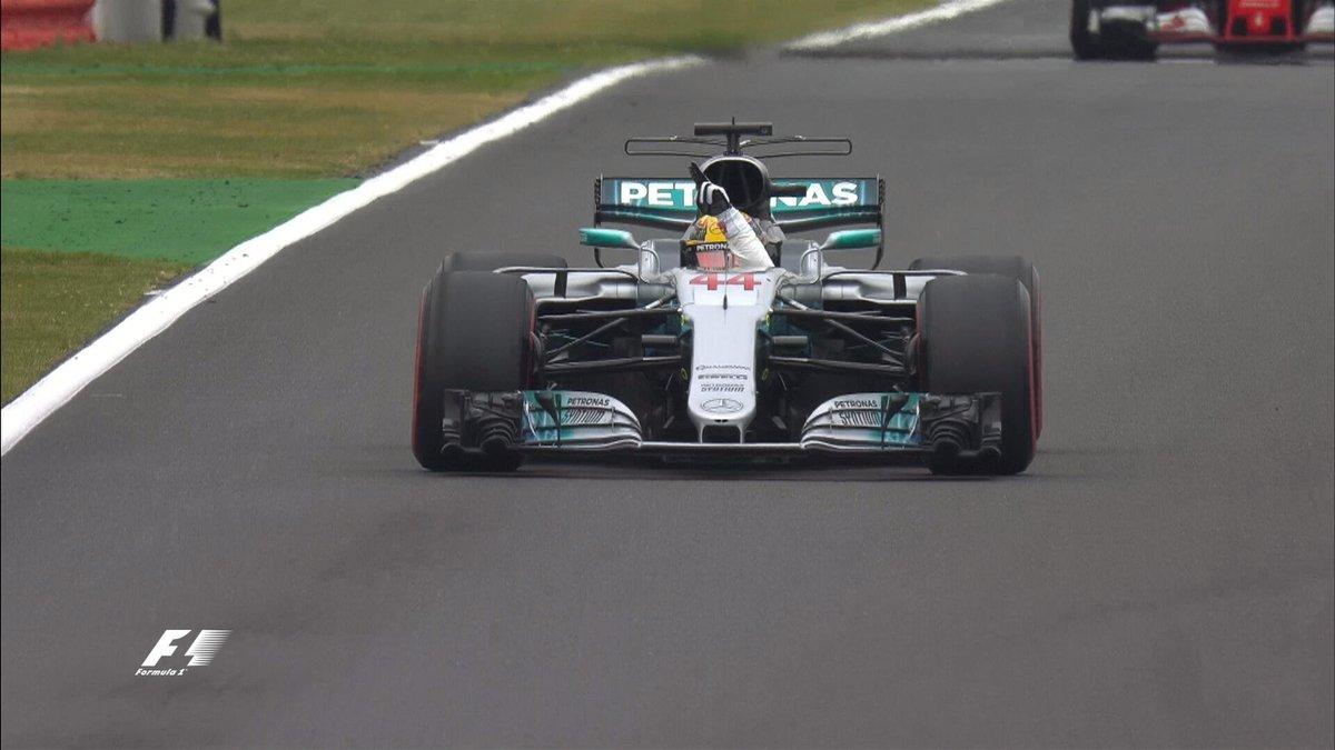 F1: Gp Silverstone, vince Hamilton e riapre il mondiale