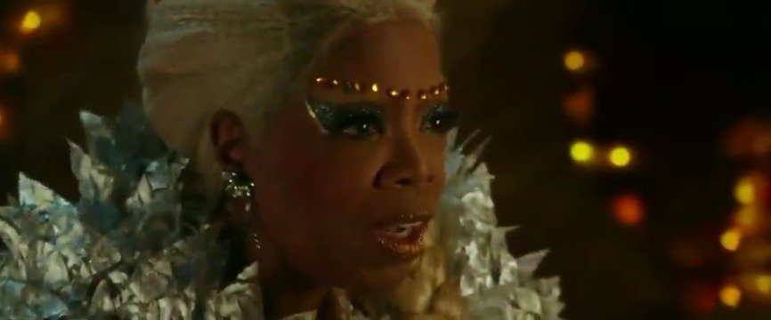 It's #WrinkleInTime time! Get ready to meet Mrs. Which. Countdown to March 9th 2018 starts now!