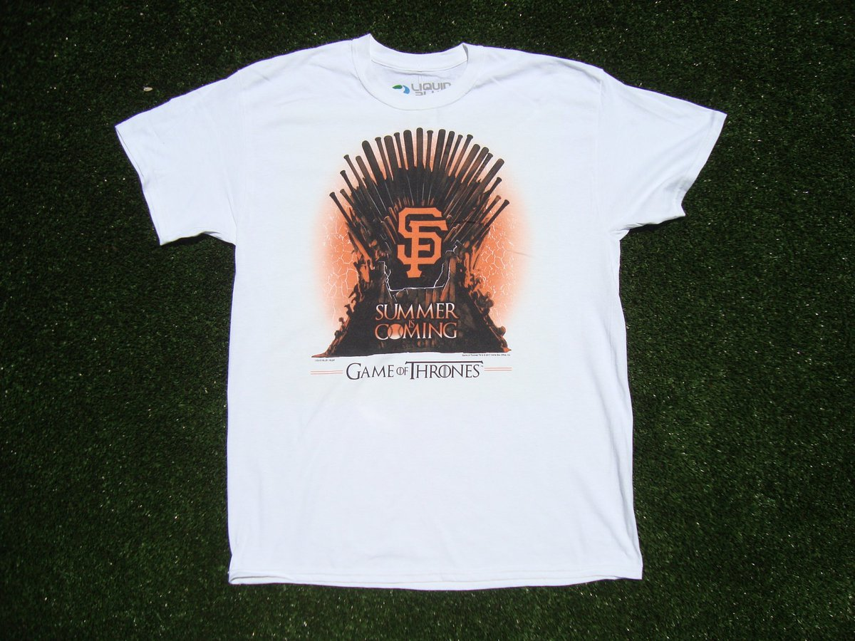 separation shoes f4ede 150eb Sf Giants T Shirts