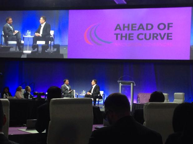 Give up the known in favor of the unkown recommends @ElonMusk, inspiring Govs @NatlGovsAssoc #WeTheStates https://t.co/neIkDEUeqZ