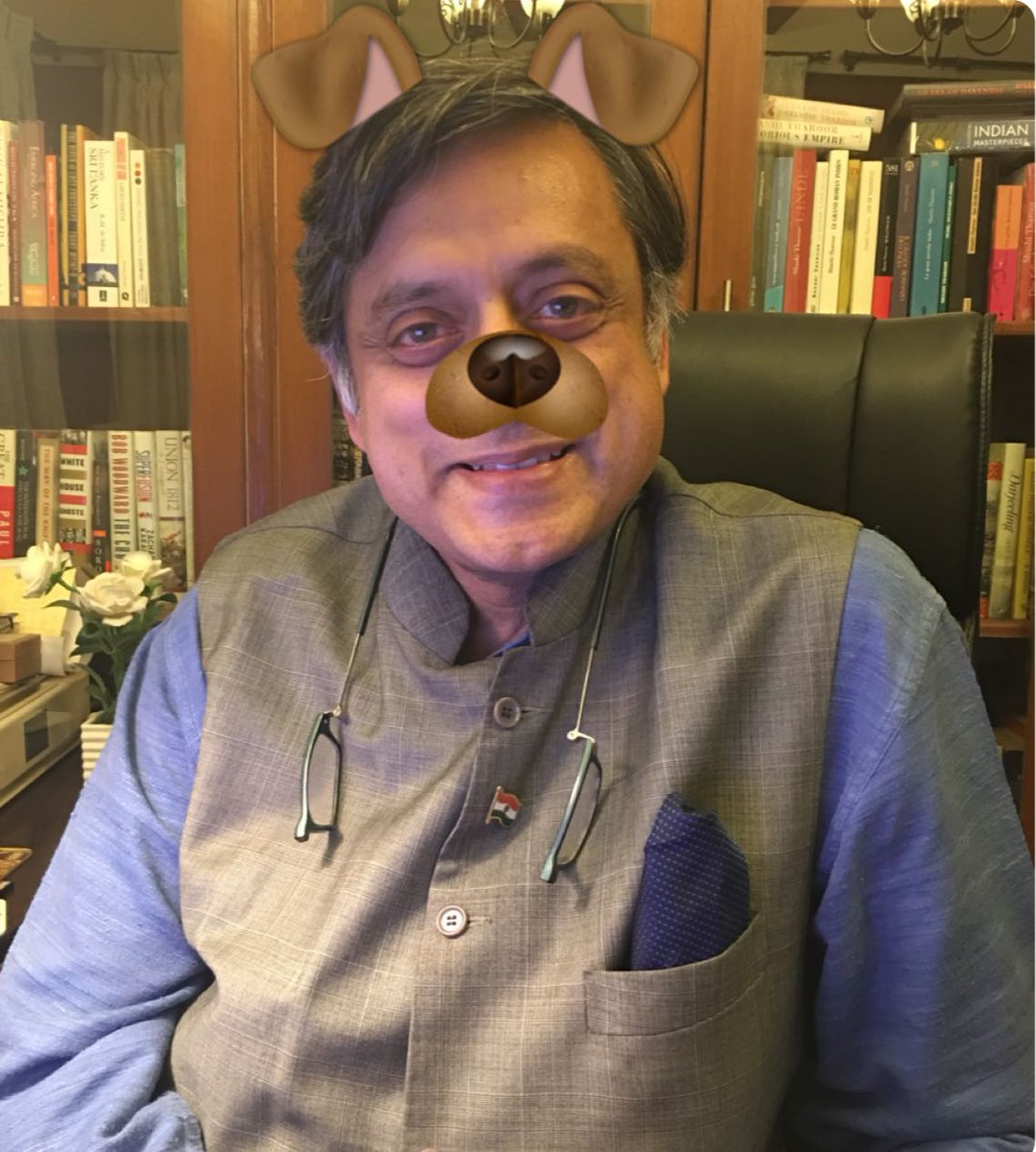 Attn all trolls: I took the #DogFilter challenge! @AllIndiaBakchod https://t.co/0lmClCS7CF