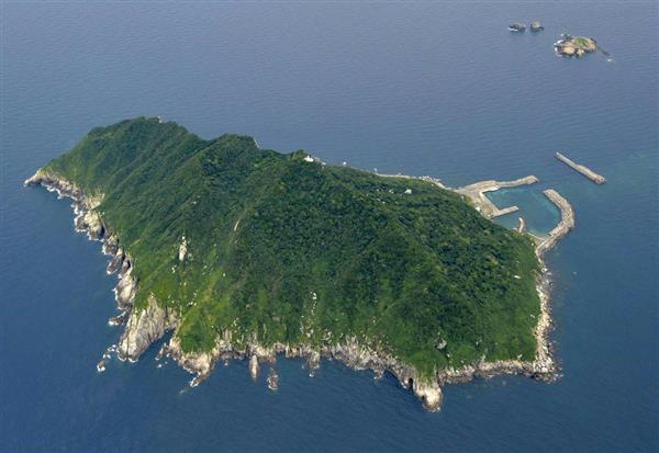 中国公船、対馬と沖ノ島沖に一時領海侵入 海保が初確認 sankei.com/politics/news/…