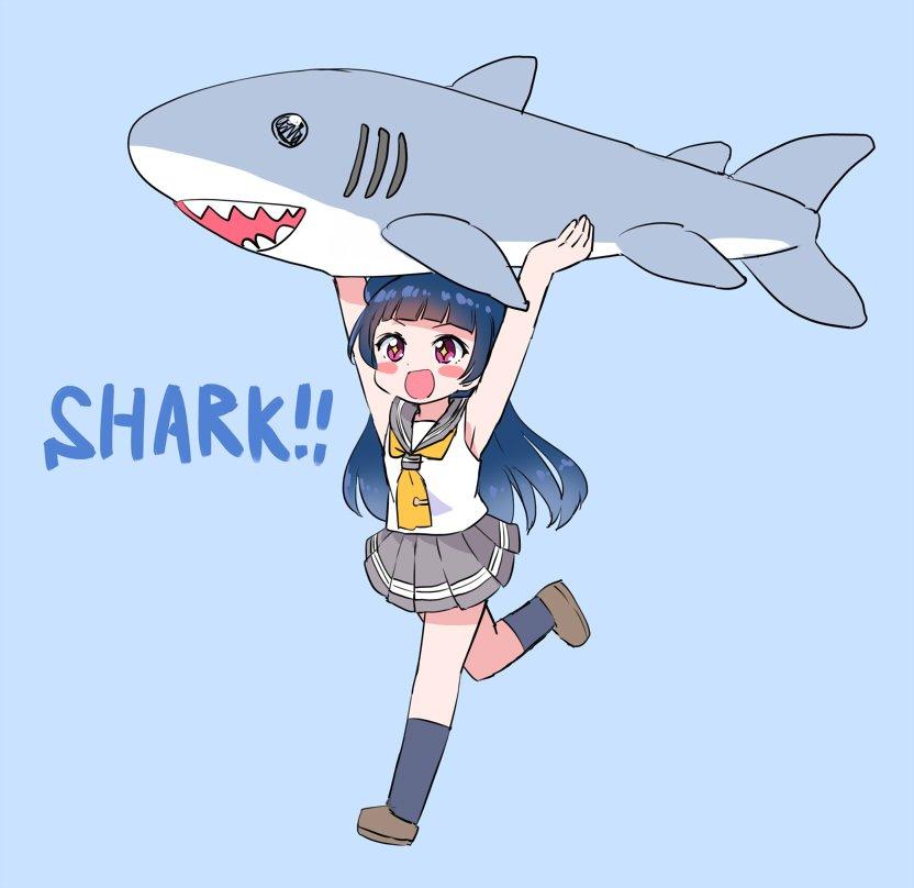 よっちゃんザメ