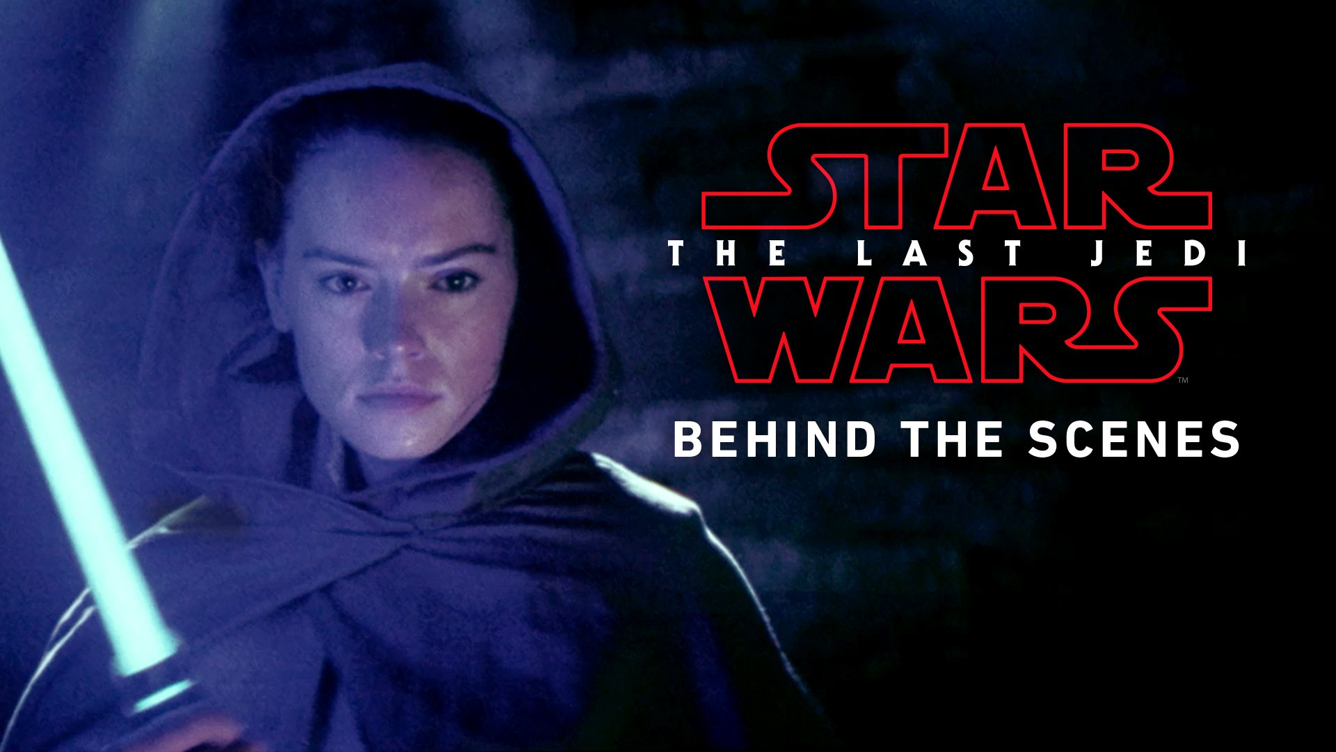 RT @starwars: Go behind the scenes of Star Wars: #TheLastJedi. In theaters December 15. https://t.co/5hFtptIrmJ