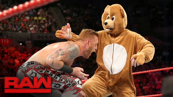 Happy birthday to serious wrestler, Heath Slater!