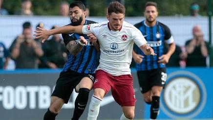 Inter-Norimberga 1-2: Spalletti chiede rinforzi