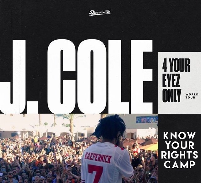 Go to @yourrightscamp Instagram page for a chance to win tickets to J. Cole's concert tonight. #BayArea https://t.co/XVEh38xPwG