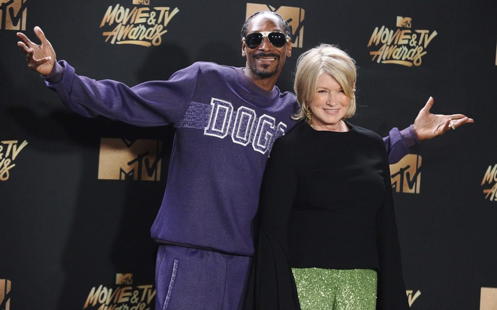 'Martha & Snoop's Potluck Dinner Party' Nominated for Emmy – High Times