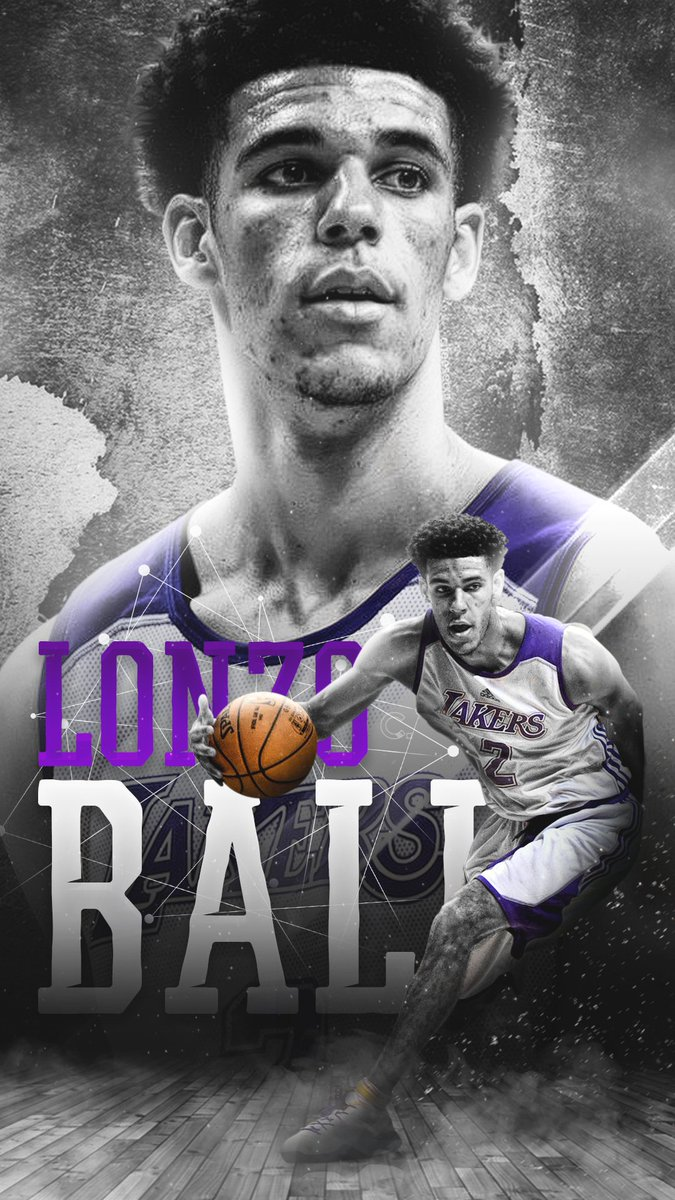 "Tristan on Twitter: ""Lonzo Ball Wallpaper 