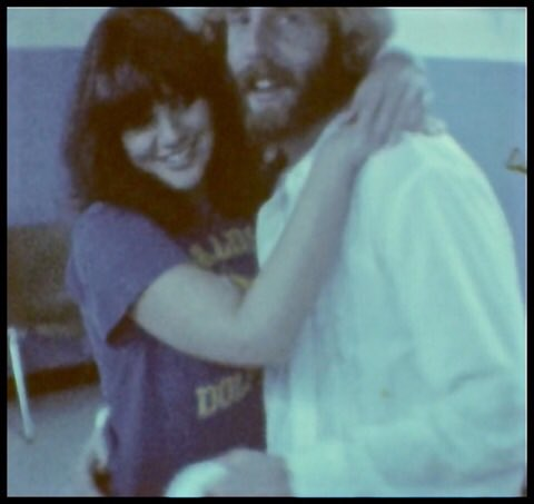 Happy birthday to the fabulous Linda Ronstadt! Andew snapped this photo while on tour in the mid-1970s.